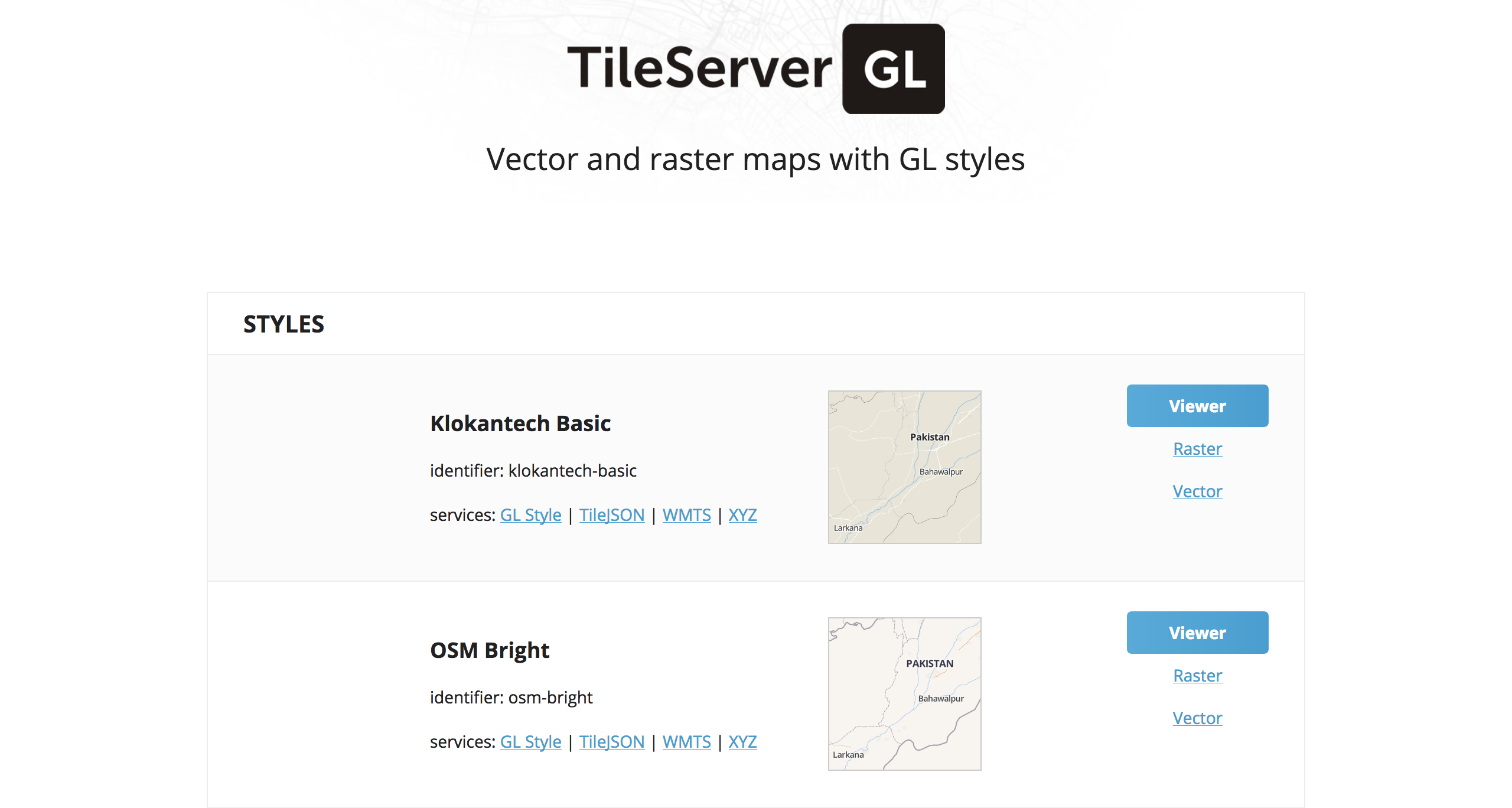 Creating Offline Custom Style Maps With tileserver-gl